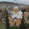 Вид на Храм двенадцати Апостолов