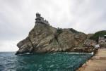 Ласточкино Гнездо с моря