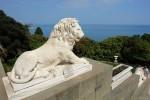 Знаменитые алупкинские львы