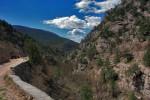 Узунджинский каньон