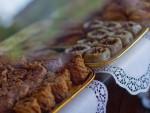 Дегустация восточных сладостей