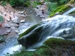 Вид с водопада