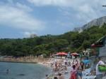 Форосский пляж