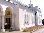 Крестовоздвиженская домовая церковь Романовых