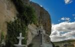 Монастырский храм