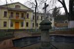 Территория Топловского монастыря