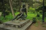Гурзуф - скульптура Пушкина