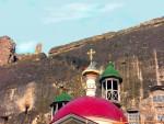 Скальный инкерманский монастырь