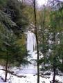 Водопад Су-Аткан зимой