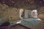 В пещерах Качи-Кальона