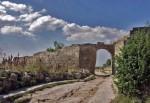 Улицы древнего города