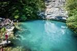 Голубое озеро - Абхазия