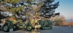 Выставка боевой техники на Сапун-горе
