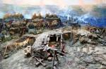 Фрагмент полотна Ф.Рубо