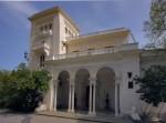 Северный фасад Ливадийского дворца