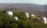 Территория обсерватории
