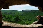 Вид из пещер Качи-Кальона