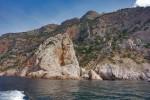 Живописные скалы побережья
