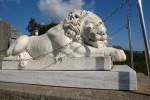Знаменитые львы Алупки