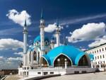 Мечеть Кул Шариф и Казанский кремль