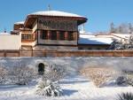 Ханский дворец зимой