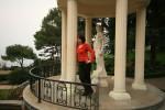 Айвазовское - скульптура Жрица тайных откровений